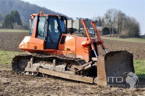 machinery crawler tractor fiat kobelco  crawler dozer