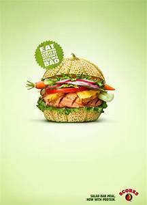 Unique Take on Veggie Burger | Scores - THE BIG AD