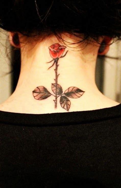pretty   neck tattoos styletic