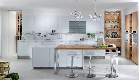 plus cuisine en photos les plus belles cuisines blanches la cuisine
