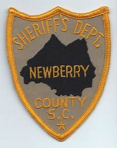 Newberry County - GAMECOCK COP