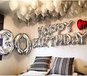 13pcs lot 16inch letters silver balloons blue foil gold With balloon letters black