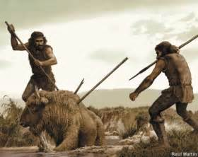 Image result for ice age homo erectus