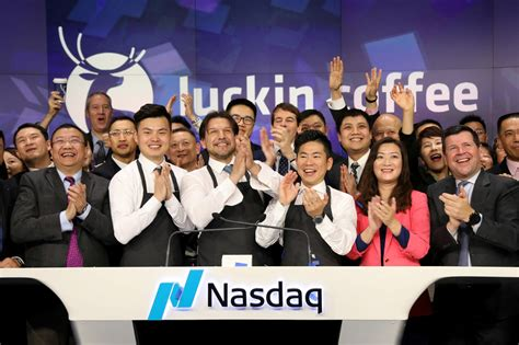 Luckin coffee may currently be losing the best stocks contest, but the chinese chain is far from dead. Luckin Coffee To Be Delisted From NASDAQ Following Financial Misconduct Scandal