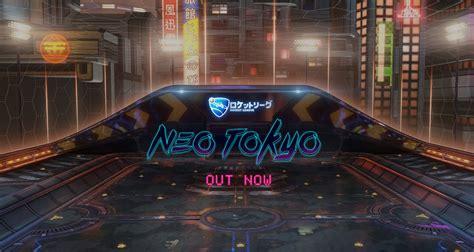 rocket league rolls  neo tokyo  todays title update