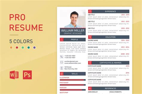 Interesting Resume Templates by 25 Unique Resume Templates With Interesting Resume Ideas
