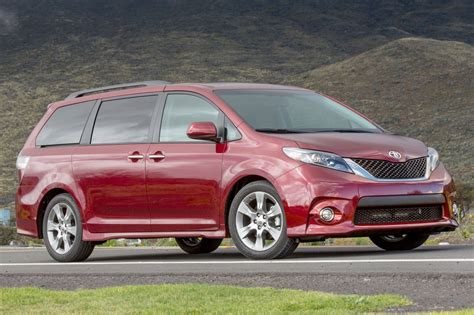 2016 Toyota Sienna Minivan Pricing  For Sale Edmunds