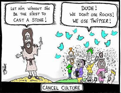 Culture Cancel Cartoon Cartoons Aaec Opinion Nj