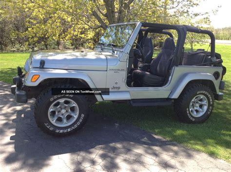 wrangler jeep 2 door 2001 jeep wrangler sport sport utility 2 door 4 0l