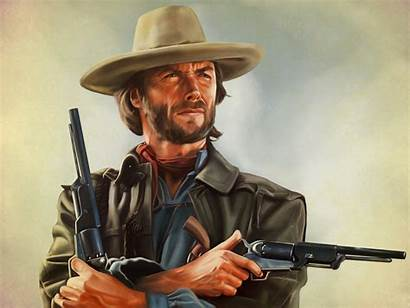 Clint Eastwood Outlaw Josey Wales Revolver Wallpapers