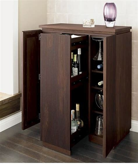 Crate And Barrel Victuals Bar Cabinet by 1000 Images About Liquor Cabinets On Crate