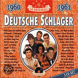 bolcom Deutsche Schlager 1960, Various Artists Muziek