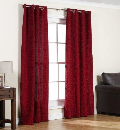 organic wave design eyelet curtains bedroom curtains