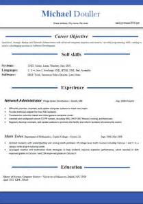 new resume templates 2015 free resume format 2016 12 free to word templates new model resume format sles