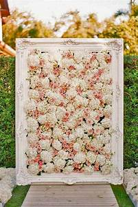 Migliori idee su flower wall wedding