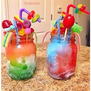 17+ best ideas about Candy Alcohol Drinks on Pinterest ...