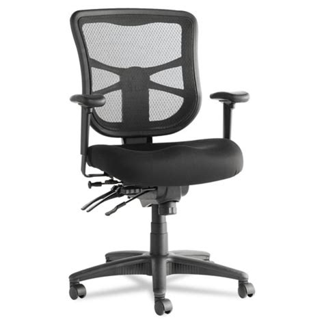 alera office chair ale el42me10b alera 174 elusion series mesh mid back