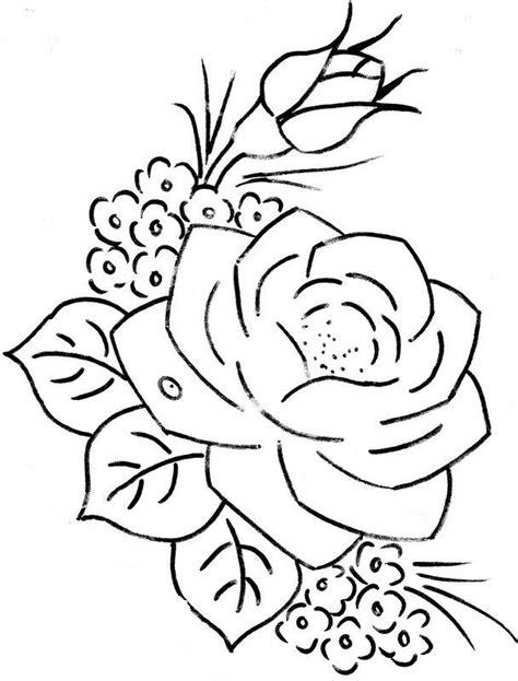 Risco De Rosas Para Pintura Pictures riscos de rosas