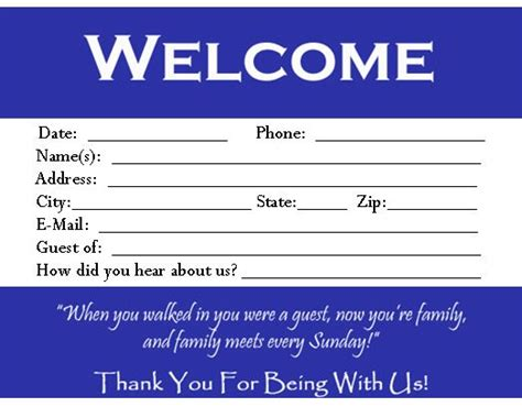 card template doc visitor card template you can customize