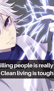 8 Best Killua Zoldyck Quotes from Hunter x Hunter | Manga ...