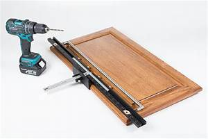 Cabinet hardware and shelf-pin jig kit Woodworking Network