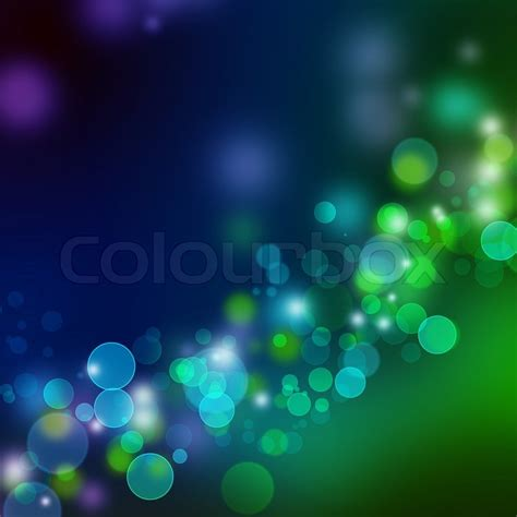 blue and green lights blue green lights background stock photo colourbox