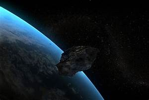 Potentially Hazardous Asteroid Passing Close To Earth ...