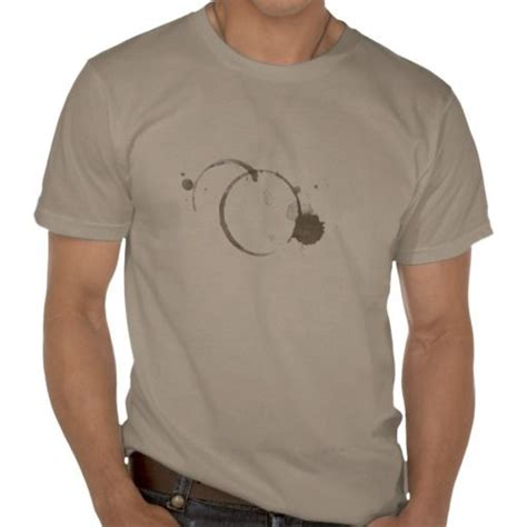 coffee stains on shirt coffee stain t shirt