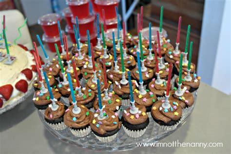7 Easy Star Wars Birthday Party Ideas I39m Not The Nanny