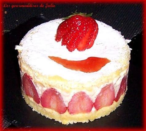 fraisier simplifi 233 dessert printanier parfait recette