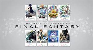 The Neverending Final Fantasy Series Comes To Switch PS4