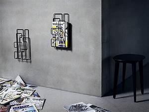 Zeitschriftenhalter Wand Weiß : sch nes f rs zeitschriftenchaos von minus tio ~ Michelbontemps.com Haus und Dekorationen