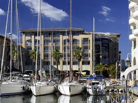 mercure thalassa port frejus hotel in frejus hotel mercure thalassa port fr 233 jus
