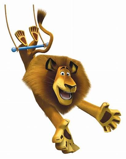 Madagascar Wanted Europe Lion Alex Dreamworks Animation