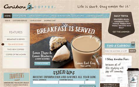 web design trends  cafe  restaurant layouts