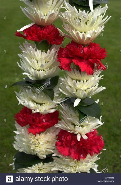 indian wedding flower garland stock photo mala indian