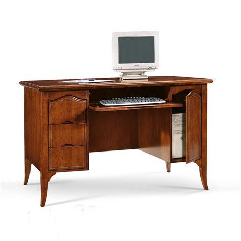 scrivania porta pc scrivania con porta pc 3 cassetti