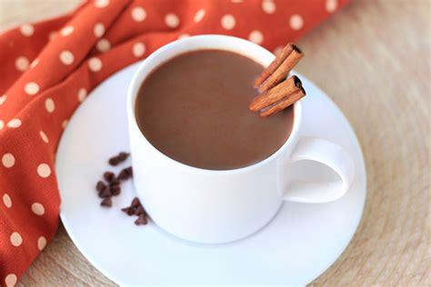 Mmmm-Mmmm Mexican Hot Chocolate | Hungry Girl