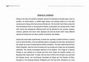 Essay on utopia dissertation ideas psychology essay on thomas more