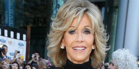 Jane Fonda TIFF 2014: Actress Looks Half Her Age In Classy