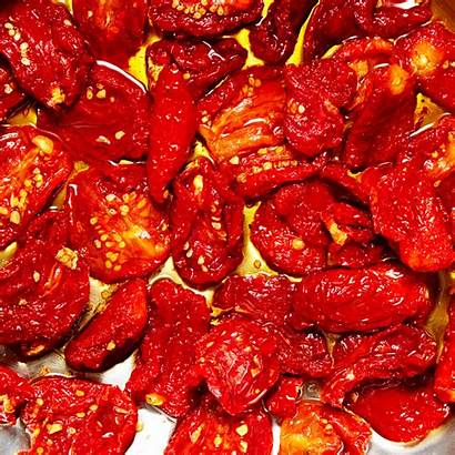 Tomatoes Dried Sun Happened Taste San Flavor