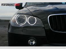 2012 BMW X5 xDrive30d BiXenon headlights