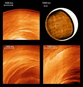 Venus Express Probe Reveals the Planet's Mysterious Night ...