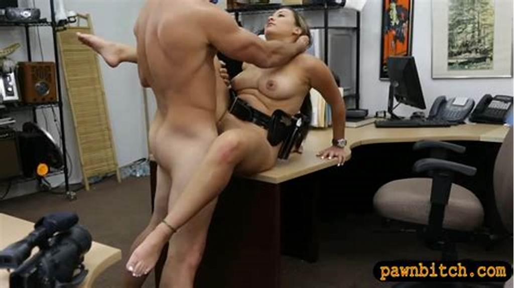 #Guy #Offered #Money #To #Fuck #Police #Officer #In #His #Pawnshop