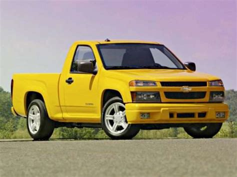 2005 Chevrolet Colorado Models, Trims, Information, And