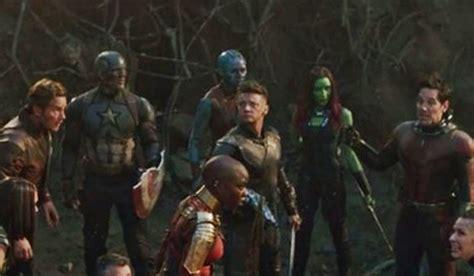 avengers endgame deleted scene reveals  alternate