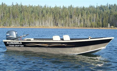 Free Boats by Alumaweld Premium All Welded Aluminum Fishing Boats For