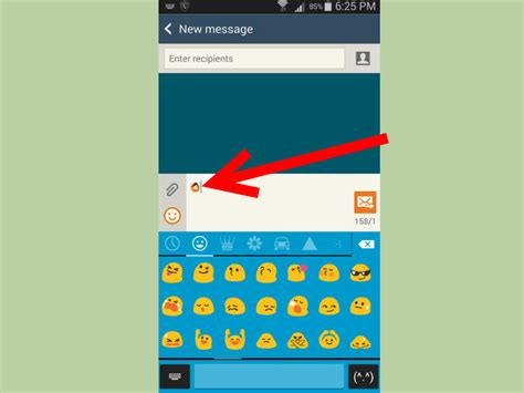 emoji keyboard for android how to get kk emoji keyboard on android device 12 steps