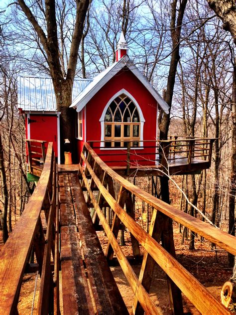 Barn Masters by Second Treehouse Is Complete The Grand Barn At The Mohicans