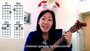 Last Christmas     Easy Holiday Ukulele Play